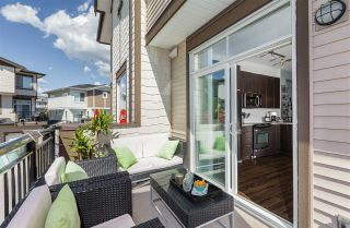 """Photo 16: 58 19433 68 Avenue in Surrey: Clayton Townhouse for sale in """"Grove"""" (Cloverdale)  : MLS®# R2272699"""