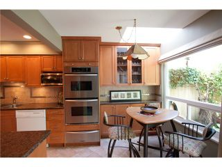 """Photo 13: 14 5651 LACKNER Crescent in Richmond: Lackner Townhouse for sale in """"MADERA COURT"""" : MLS®# V1058288"""