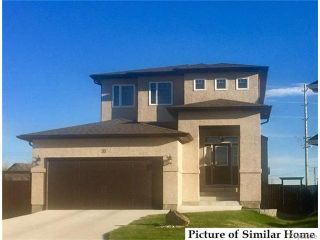 Photo 1: 22 MARRINGHURST Street in Winnipeg: Waverley West Residential for sale (1R)  : MLS®# 1629283