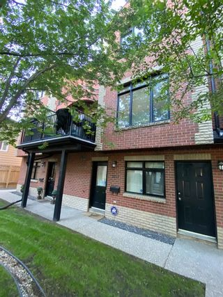 Photo 3: 303 3511 14A Street SW in Calgary: Altadore Row/Townhouse for sale : MLS®# A1122701