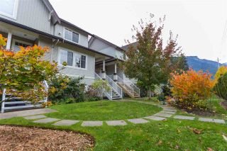 Photo 1: 11 1800 MAMQUAM ROAD in Squamish: Garibaldi Estates 1/2 Duplex for sale : MLS®# R2116468