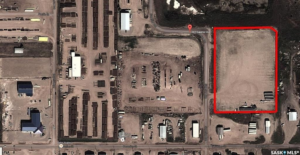 Main Photo: 347 Superior Road in Estevan: Commercial for sale (Estevan Rm No. 5)  : MLS®# SK828467