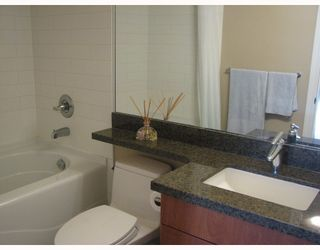 "Photo 6: 803 288 UNGLESS Way in Port_Moody: North Shore Pt Moody Condo for sale in ""THE CRESCENDO"" (Port Moody)  : MLS®# V754246"