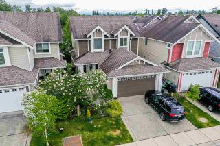 """Photo 1: 8418 209 Street in Langley: Willoughby Heights House for sale in """"Yorkson Village"""" : MLS®# R2371271"""