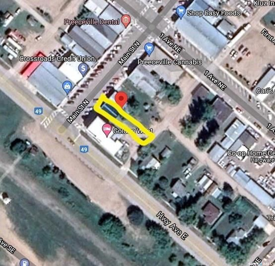 Main Photo: 10 Main Street North in Preeceville: Commercial for sale : MLS®# SK851727