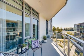 """Photo 16: 606 3188 RIVERWALK Avenue in Vancouver: South Marine Condo for sale in """"Currents at Waters Edge"""" (Vancouver East)  : MLS®# R2614998"""