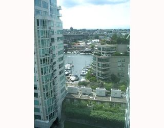 """Photo 19: 1408 1500 HORNBY Street in Vancouver: False Creek North Condo for sale in """"888 BEACH"""" (Vancouver West)  : MLS®# V720670"""
