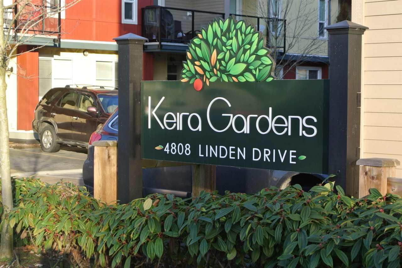 Main Photo: 206 4808 LINDEN DRIVE in Ladner: Hawthorne Townhouse for sale : MLS®# R2279995