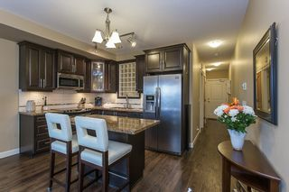 """Photo 6: 316 8328 207A Street in Langley: Willoughby Heights Condo for sale in """"Yorkson Creek Park"""" : MLS®# R2150359"""