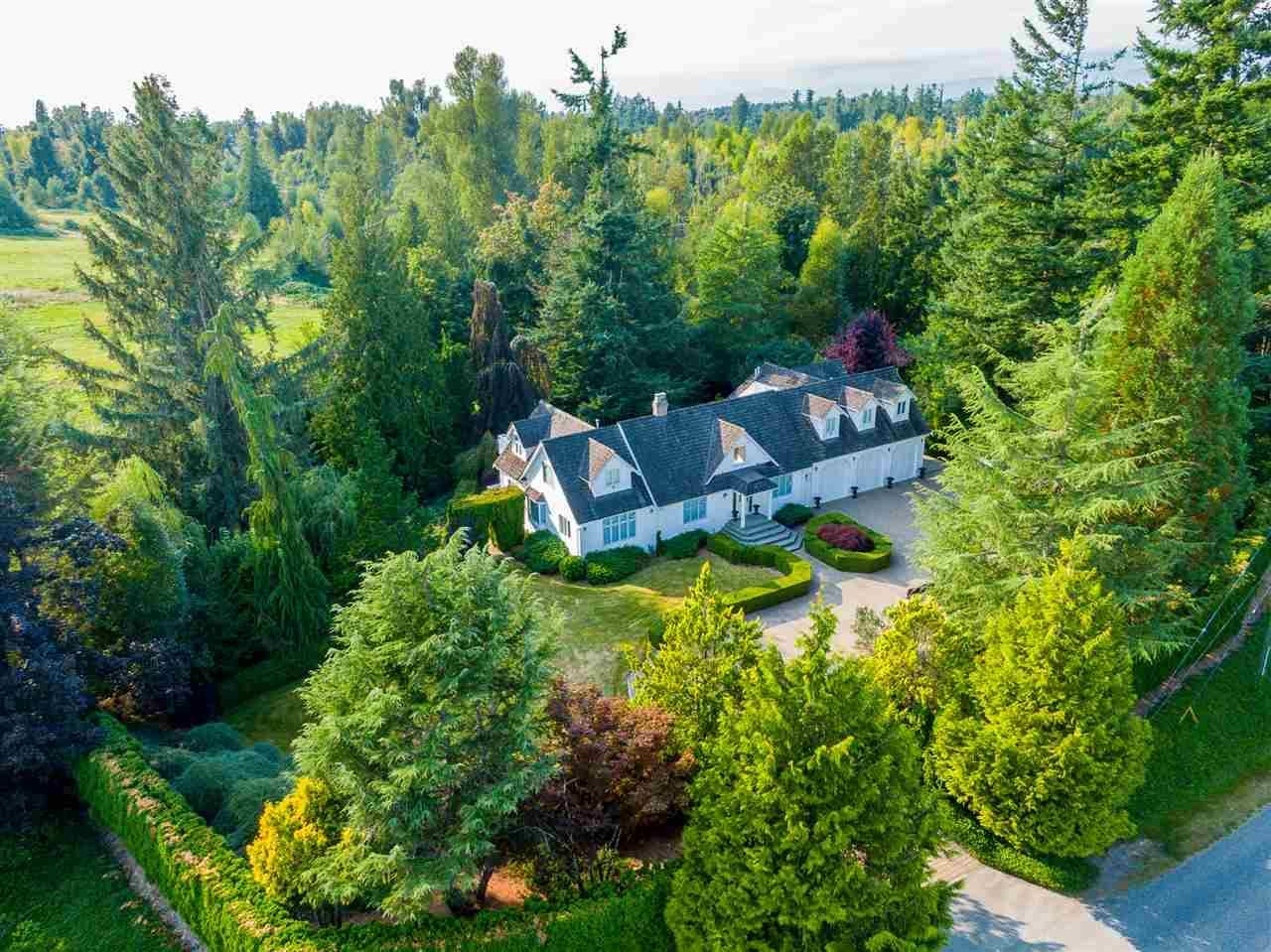 Main Photo: 5571 ROSS ROAD in Abbotsford: Agriculture for sale : MLS®# C8037560