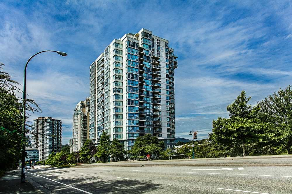 """Main Photo: 403 235 GUILDFORD Way in Port Moody: North Shore Pt Moody Condo for sale in """"THE SINCLAIR"""" : MLS®# R2187020"""