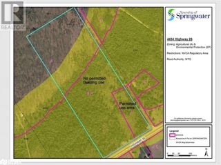 Photo 3: 4434 26 Highway in Springwater: Vacant Land for sale : MLS®# 40124859