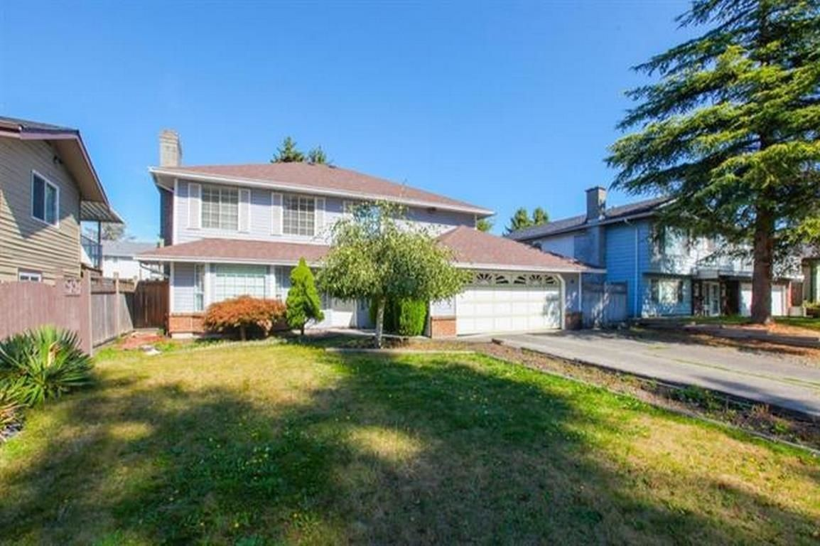 """Main Photo: 8960 URSUS Crescent in Surrey: Bear Creek Green Timbers House for sale in """"BEAR CREEK"""" : MLS®# R2608318"""