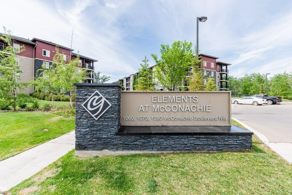 Main Photo: 212 1070 MCCONACHIE Boulevard in Edmonton: Zone 03 Condo for sale : MLS®# E4247944