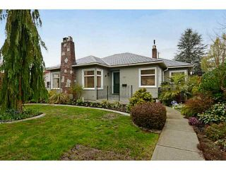 """Photo 1: 707 W 28TH Avenue in Vancouver: Cambie House for sale in """"CAMBIE"""" (Vancouver West)  : MLS®# V1059562"""