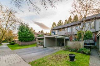 Photo 1: 3951 GARDEN GROVE Drive in Burnaby: Greentree Village Townhouse for sale (Burnaby South)  : MLS®# R2439566