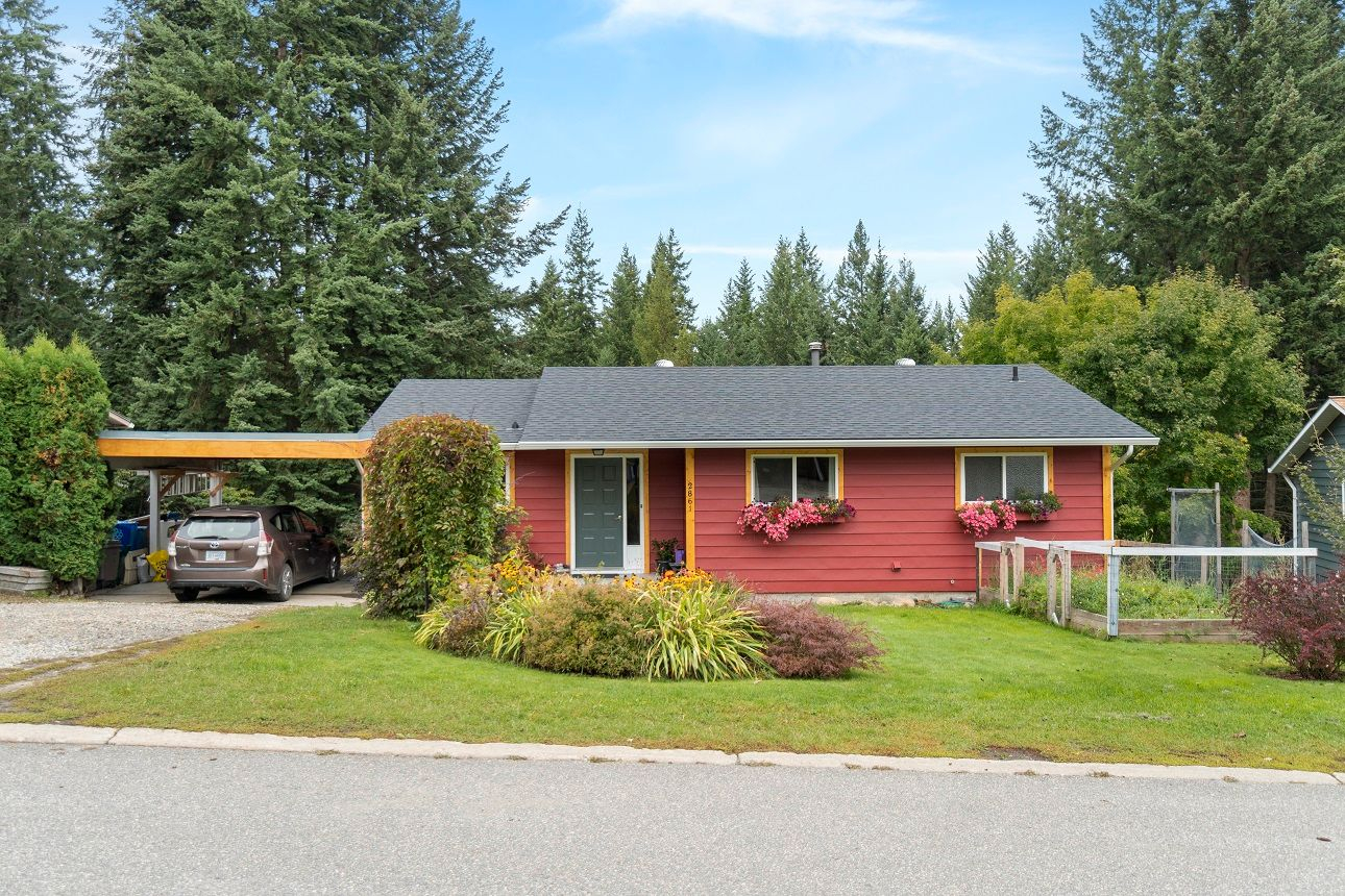 Main Photo: 2861 Southeast 5 Avenue in Salmon Arm: Field of Dreams House for sale (SE Salmon Arm)  : MLS®# 10192311