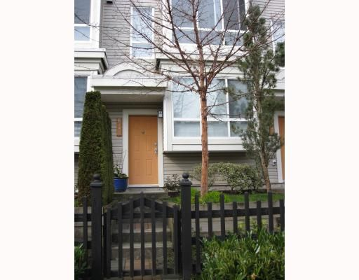 """Main Photo: 6791 VILLAGE Grove in Burnaby: VBSHG Townhouse for sale in """"MONTEREY"""" (Burnaby South)  : MLS®# V702457"""