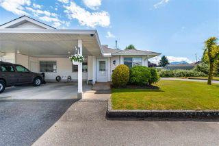 "Photo 2: 160 7610 EVANS Road in Chilliwack: Sardis West Vedder Rd Townhouse for sale in ""Cottonwood Village"" (Sardis)  : MLS®# R2590912"