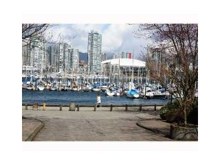 """Photo 2: 813 SAWCUT in Vancouver: False Creek Townhouse for sale in """"HEATHER POINT"""" (Vancouver West)  : MLS®# V874888"""