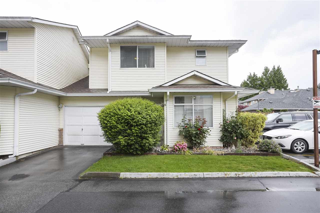 Very convenient location to transit, schools, shopping & commuter routes. Well maintained complex, only 16 units, plenty of visitor parking, single garage with 2nd parking in front. Reasonable strata fees.