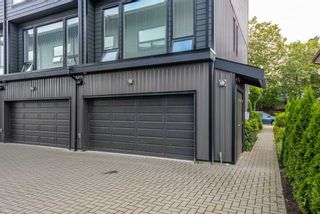 Photo 1: A 6688 DUFFERIN Avenue in Burnaby: Upper Deer Lake Townhouse for sale (Burnaby South)  : MLS®# R2400566