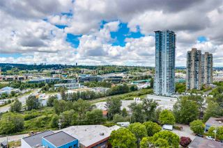 """Photo 17: 1407 4465 JUNEAU Street in Burnaby: Brentwood Park Condo for sale in """"JUNEAU"""" (Burnaby North)  : MLS®# R2591502"""