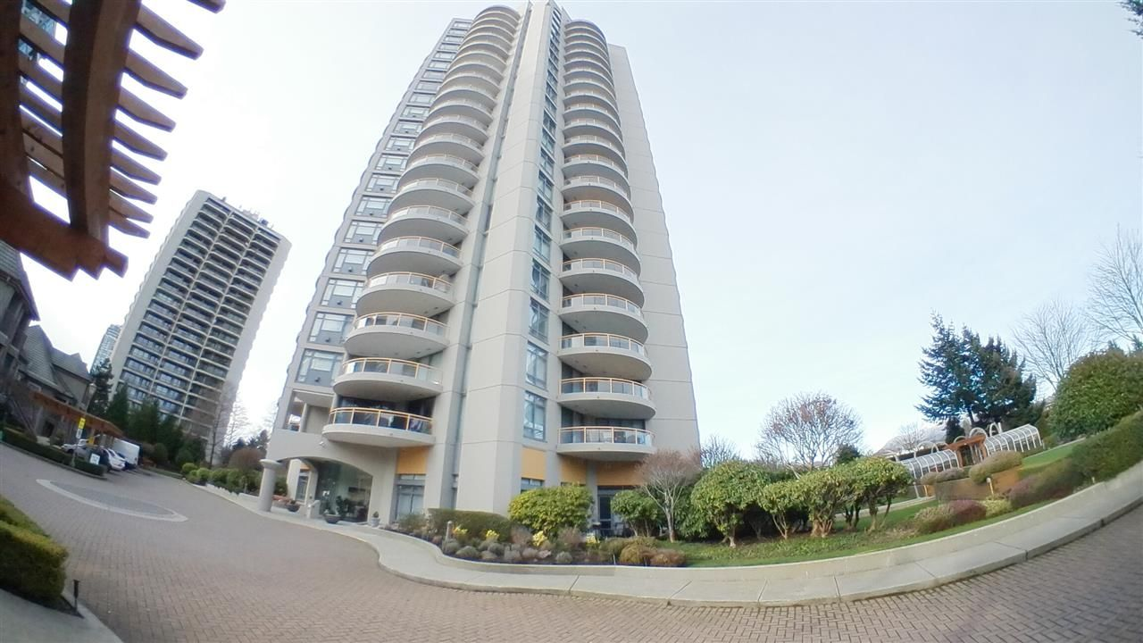 "Main Photo: 606 4425 HALIFAX Street in Burnaby: Brentwood Park Condo for sale in ""Polaris"" (Burnaby North)  : MLS®# R2533339"