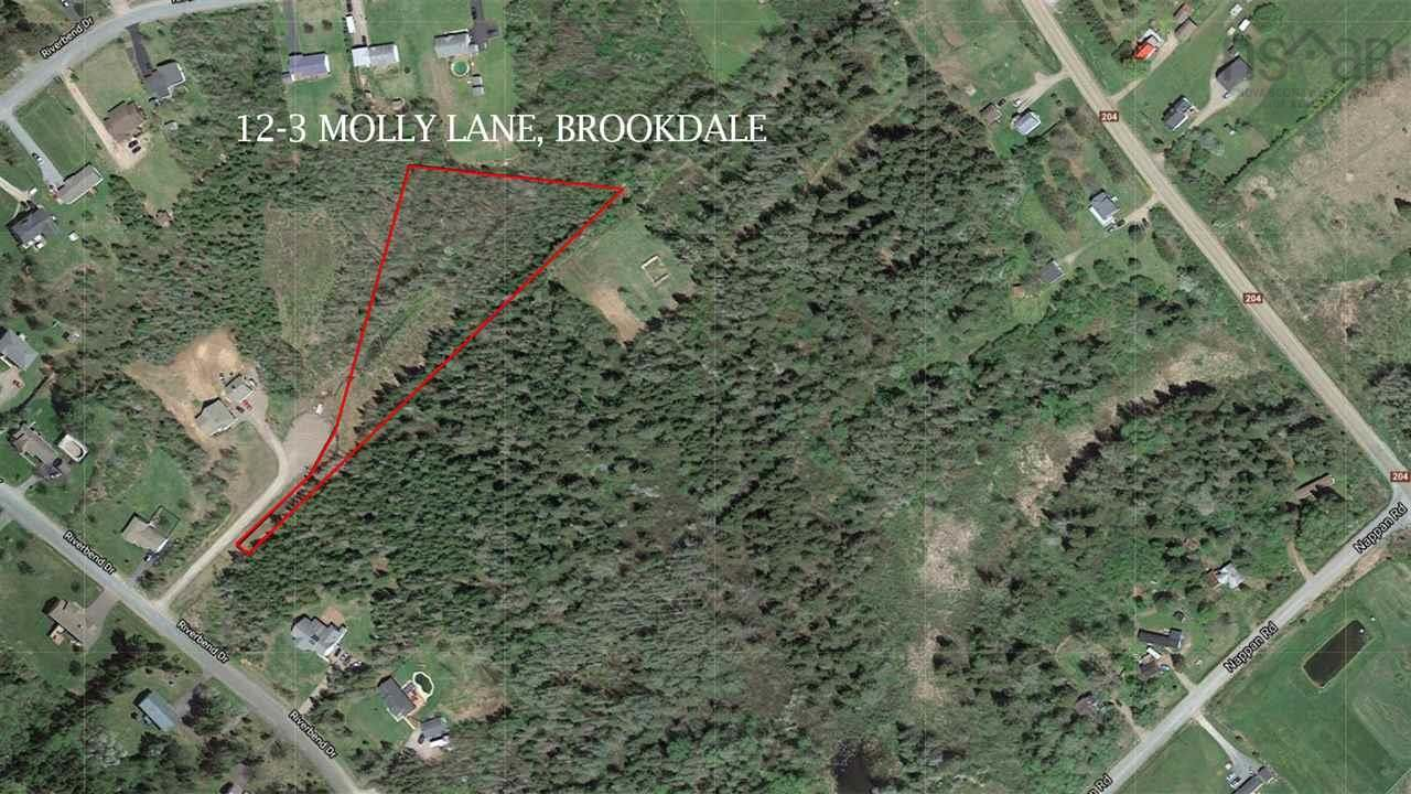 Main Photo: 12-3 Molly Lane in Brookdale: 101-Amherst,Brookdale,Warren Vacant Land for sale (Northern Region)  : MLS®# 202123116