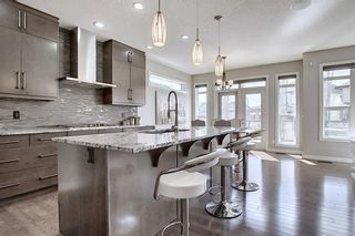 Photo 3: 196 CRANARCH Place SE in Calgary: Cranston Detached for sale : MLS®# C4295160