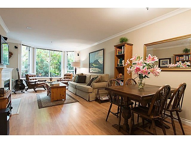 """Main Photo: 110 1230 HARO Street in Vancouver: West End VW Condo for sale in """"1230 Haro"""" (Vancouver West)  : MLS®# V1050586"""