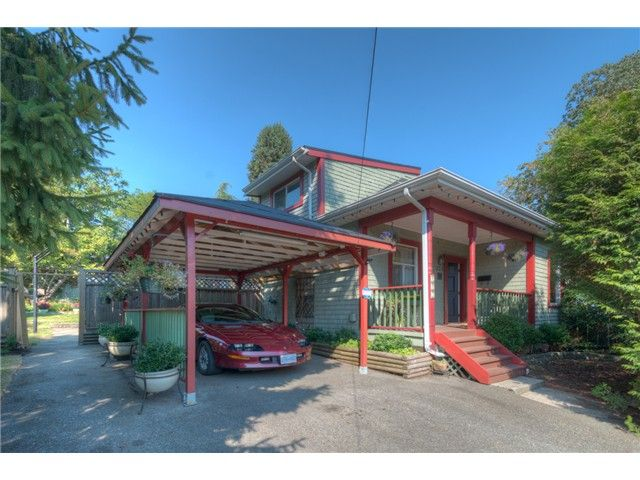 "Main Photo: 223 MANITOBA Street in New Westminster: Queens Park House for sale in ""QUEENS PARK"" : MLS®# V1085735"