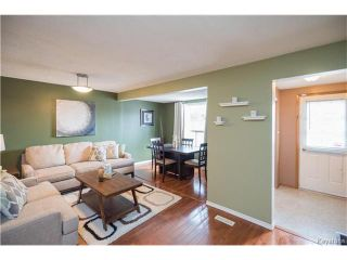 Photo 2: 119 Guay Avenue in Winnipeg: St Vital Residential for sale (2D)  : MLS®# 1704073