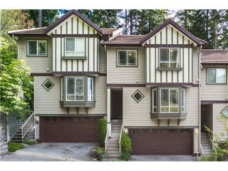 "Photo 1: 32 1486 JOHNSON Street in Coquitlam: Westwood Plateau Townhouse for sale in ""STONEY CREEK"" : MLS®# V1143190"