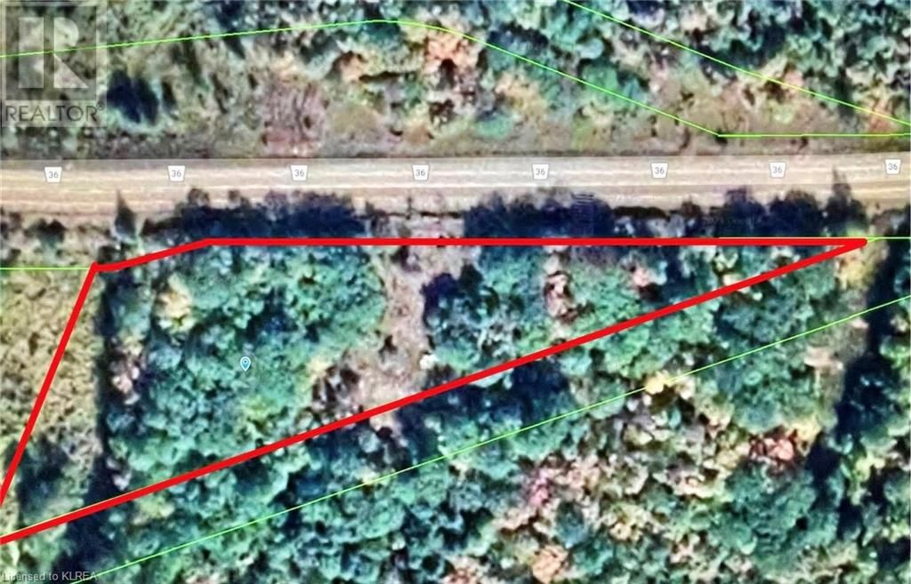 Main Photo: 0 COUNTY ROAD 36 in Bobcaygeon: Vacant Land for sale : MLS®# 40095128