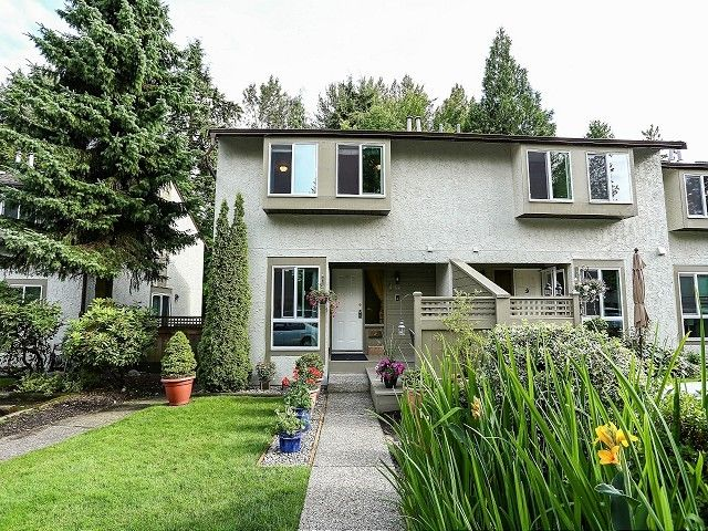 "Main Photo: 30 3190 TAHSIS Avenue in Coquitlam: New Horizons Townhouse for sale in ""NEW HORIZONS ESTATE"" : MLS®# V1014471"