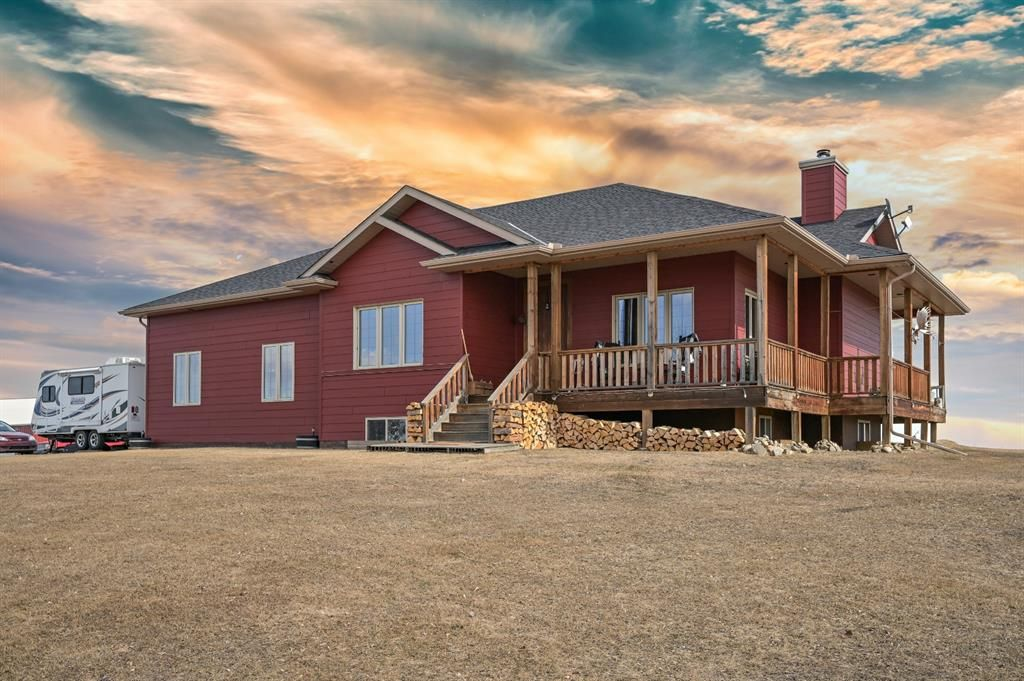 Main Photo: 30221 Range Road 284: Rural Mountain View County Detached for sale : MLS®# A1081499
