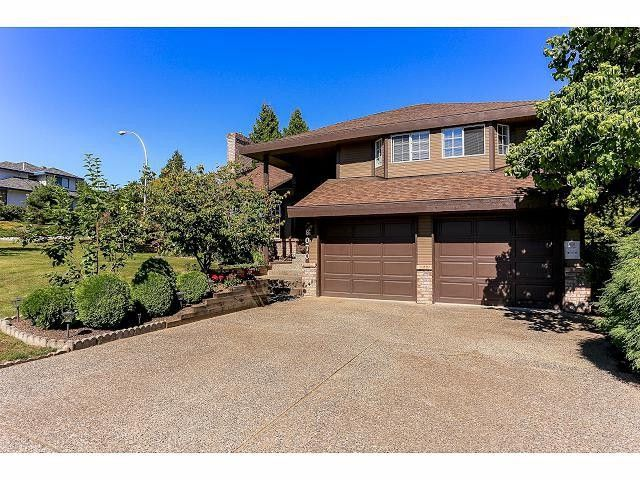 "Main Photo: 8070 150TH Street in Surrey: Bear Creek Green Timbers House for sale in ""MORNINGSIDE"" : MLS®# F1417251"