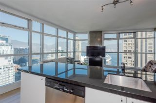 """Photo 7: 2804 438 SEYMOUR Street in Vancouver: Downtown VW Condo for sale in """"CONFERENCE PLAZA"""" (Vancouver West)  : MLS®# R2317789"""