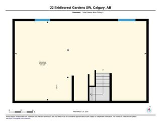 Photo 35: 22 BRIDLECREST Garden SW in Calgary: Bridlewood Detached for sale : MLS®# C4306282