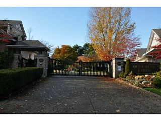 """Photo 16: 41 5531 CORNWALL Drive in Richmond: Terra Nova Townhouse for sale in """"QUILCHENA GREEN"""" : MLS®# V1040434"""