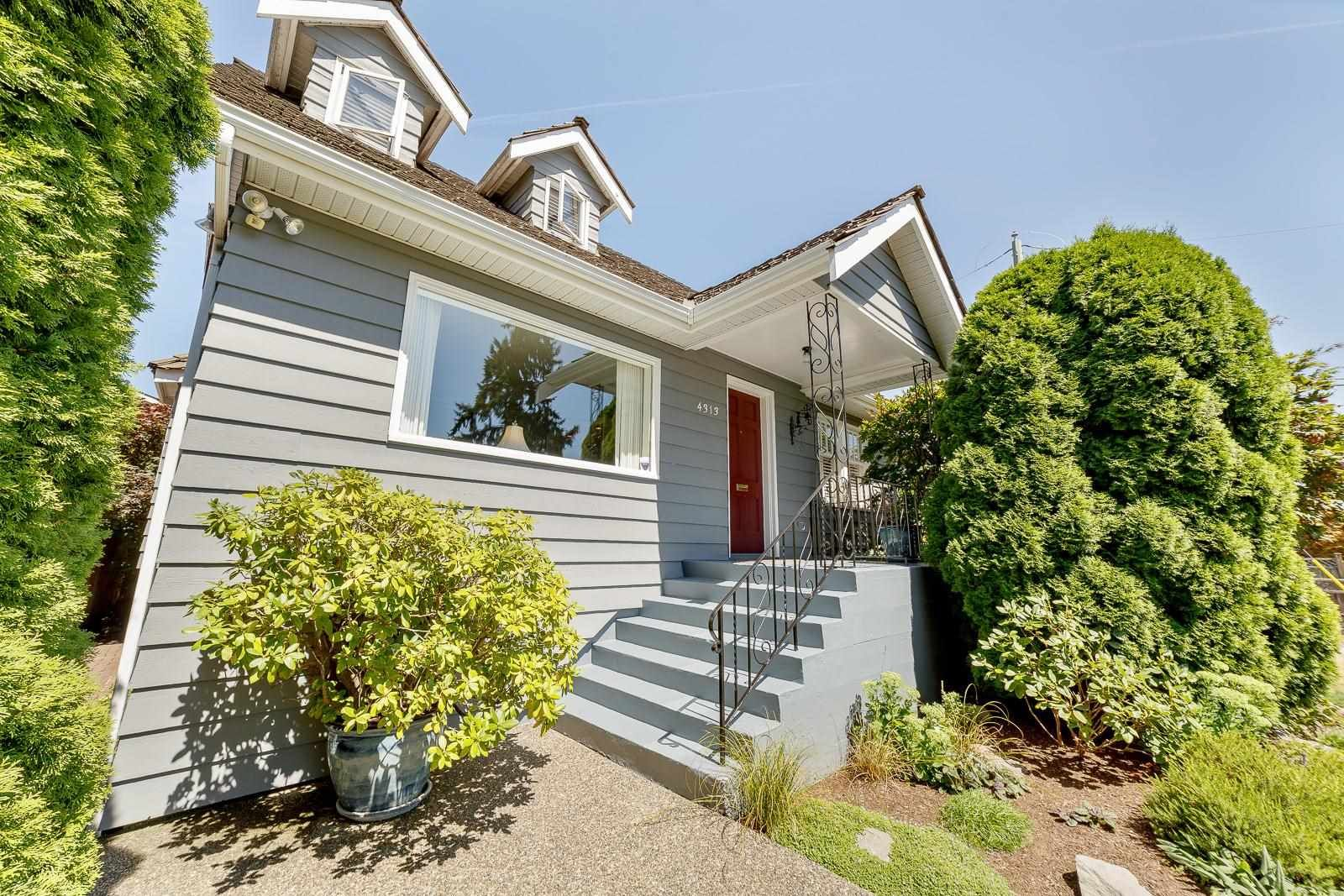 Main Photo: 4313 VICTORY Street in Burnaby: South Slope House for sale (Burnaby South)  : MLS®# R2607922