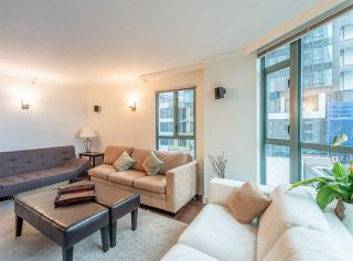 """Photo 4: 501 888 HAMILTON Street in Vancouver: Downtown VW Condo for sale in """"ROSEDALE GARDEN"""" (Vancouver West)  : MLS®# R2518975"""