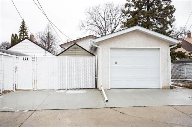 Photo 18: Photos: 871 Beach Avenue in Winnipeg: East Elmwood Residential for sale (3B)  : MLS®# 1909033