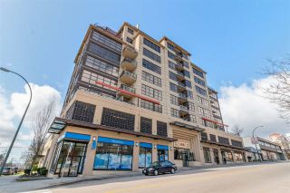 """Photo 1: 802 306 SIXTH Street in New Westminster: Uptown NW Condo for sale in """"Amadeo"""" : MLS®# R2558618"""