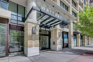 Photo 1: 1522 222 Riverfront Avenue SW in Calgary: Chinatown Apartment for sale : MLS®# A1079783