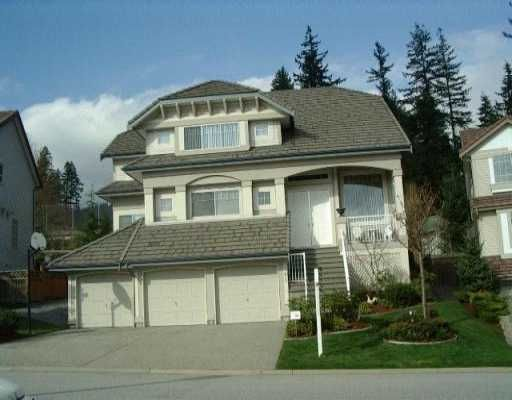Main Photo: 185 ASPENWOOD DR in Port Moody: Heritage Woods PM House for sale : MLS®# V526867