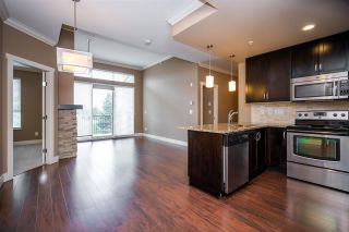 "Photo 3: 404 3192 GLADWIN Road in Abbotsford: Central Abbotsford Condo for sale in ""BROOKLYN"" : MLS®# R2463286"
