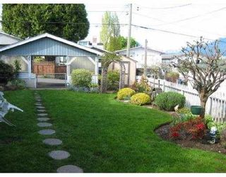 """Photo 7: 2939 MCGILL ST in Vancouver: Hastings East House for sale in """"N/A"""" (Vancouver East)  : MLS®# V588209"""