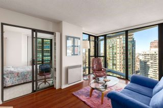 """Photo 7: 2607 1331 W GEORGIA Street in Vancouver: Coal Harbour Condo for sale in """"The Pointe"""" (Vancouver West)  : MLS®# R2567011"""